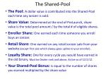 the shared pool