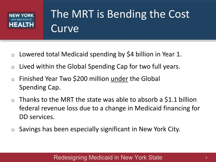 The MRT