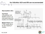for oglcnac ecd and etd are recommended
