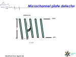 microchannel plate detector