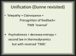 unification dunne revisited