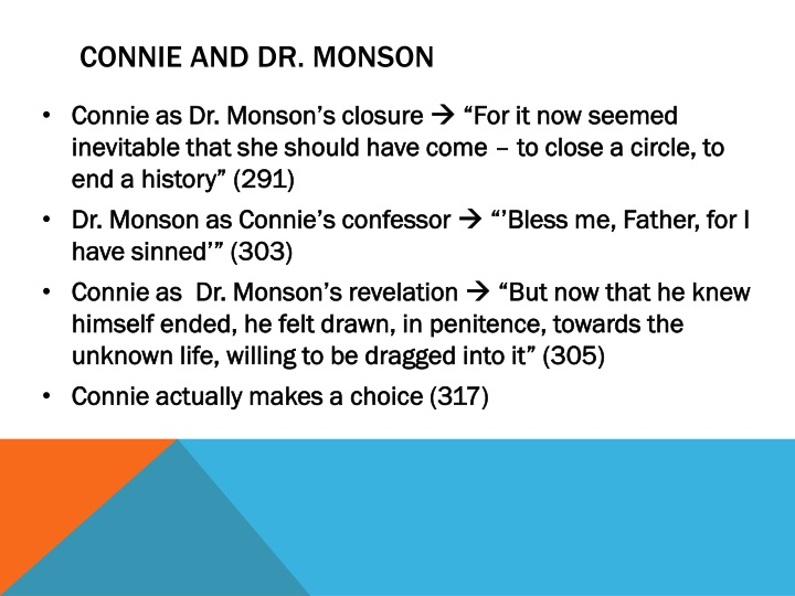 Connie and dr monson