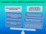 looking back at islam s impact on sudanic west african states