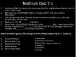 textbook quiz 7 1