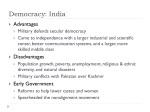 democracy india