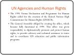 un agencies and human rights3