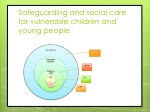 safeguarding and social care for vulnerable children and young people