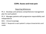 c opa assess and treat pain