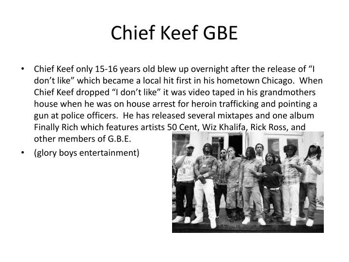 Chief k eef gb e