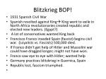 blitzkrieg bop