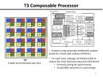 t3 composable processor