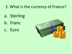 2 what is the currency of france