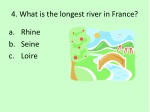 4 what is the longest river in france