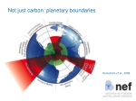 not just carbon planetary boundaries