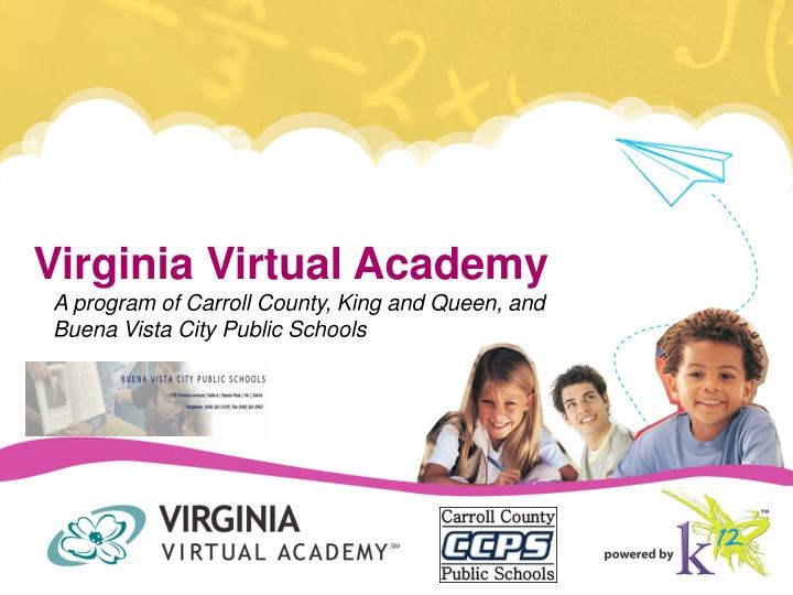 virginia virtual academy a program of carroll n.