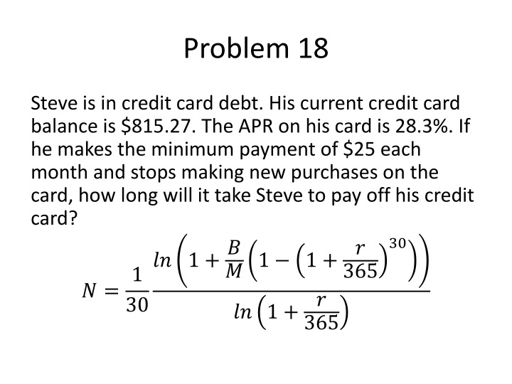 Problem 18