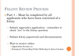 felony review process