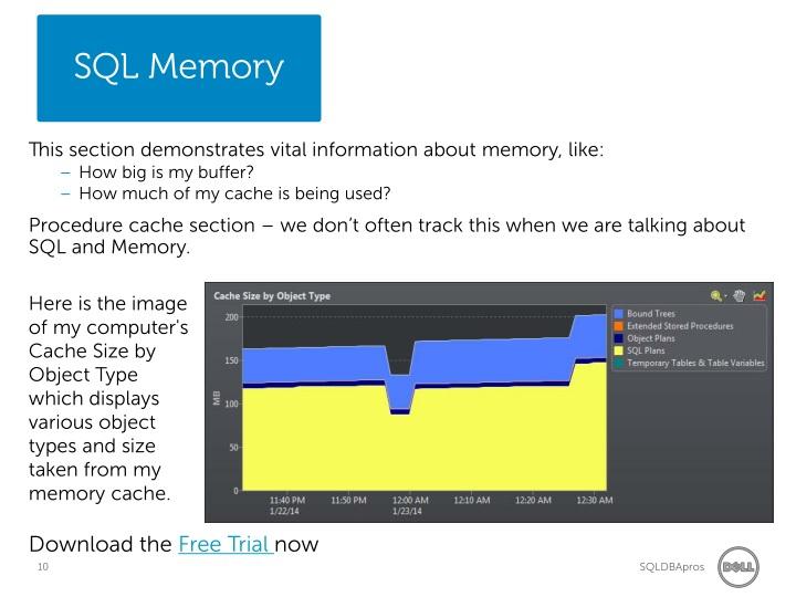 SQL Memory