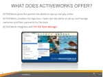 what does activeworks offer