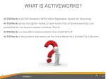 what is activeworks