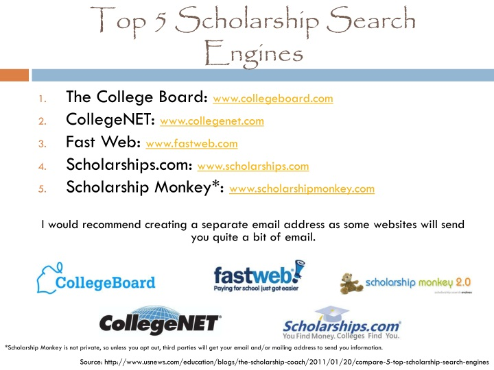 PPT - How To: Scholarships PowerPoint Presentation - ID:1521593