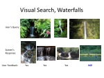 visual search waterfalls