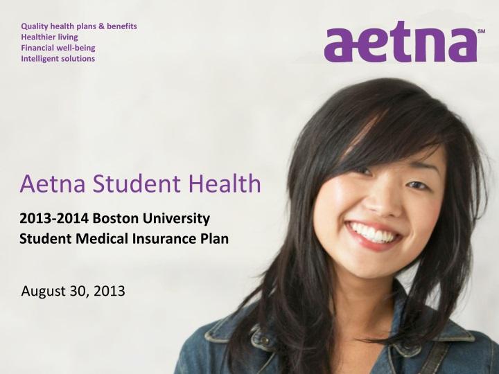 Aetna student health