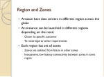 region and zones