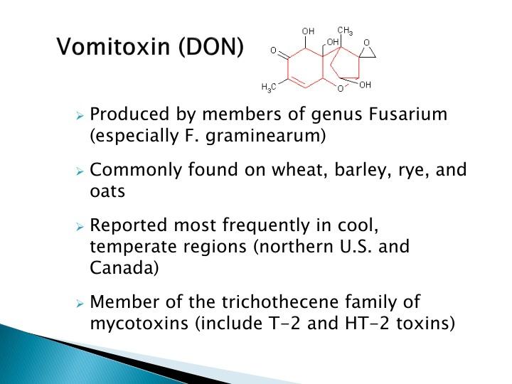 Vomitoxin (
