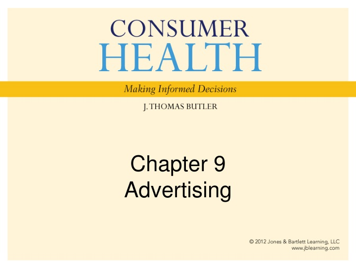 chapter 9 advertising n.