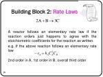 building block 2 rate laws1