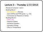 lecture 3 thursday 1 17 2013