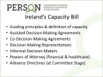 ireland s capacity bill