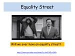 equality street