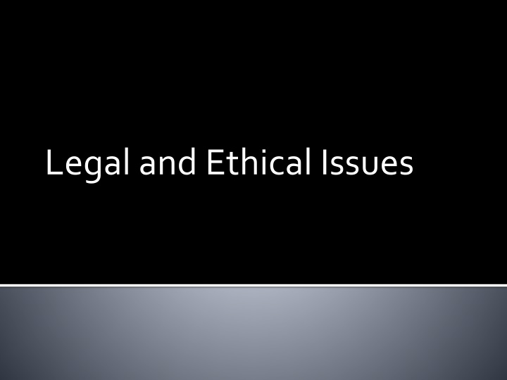 being watched ethical issues on privacy You are being watched:  legal, and ethical issues surrounding  frequently-updated, open-access slide show on drug testing and privacy issues available on.