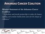 arkansas cancer coalition