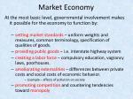 market economy1