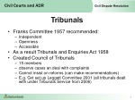 tribunals 1