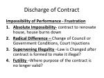 discharge of contract1