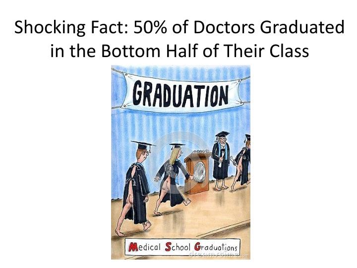 Shocking Fact: 50