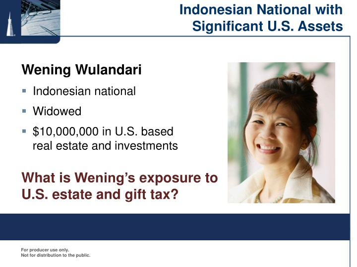 Indonesian National with
