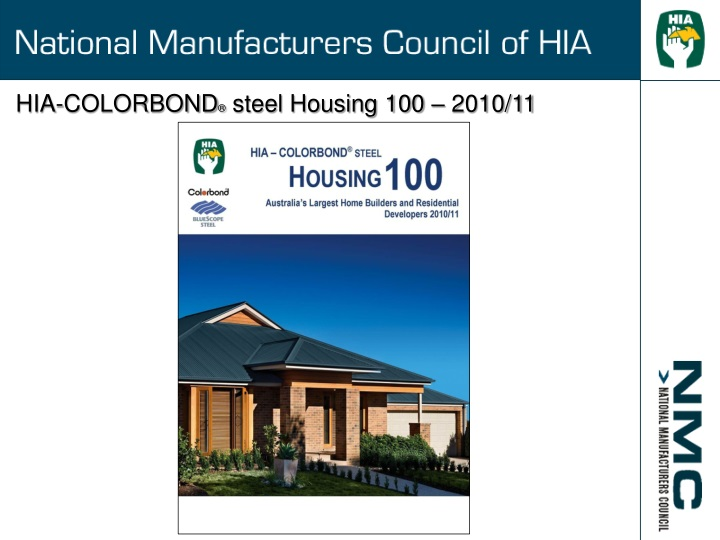 HIA-COLORBOND