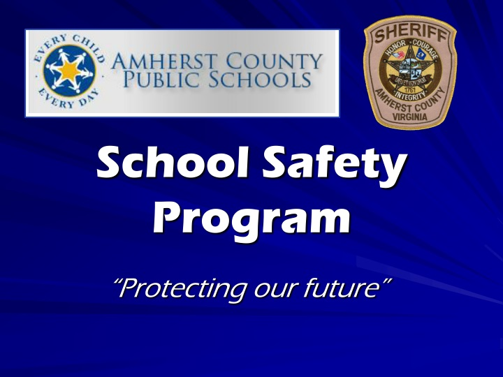 School Safety Program