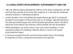 11 6 real estate development sustainability and csr