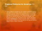 england returns to america 31 55