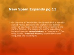 new spain expands pg 13