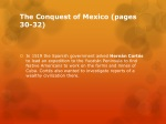the conquest of mexico pages 30 32