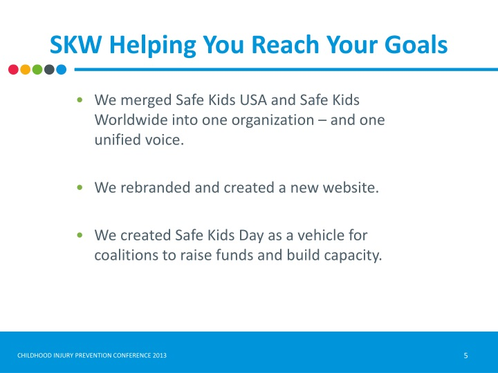 SKW Helping You Reach Your Goals