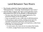 land between two rivers