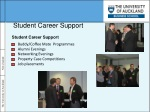student career support